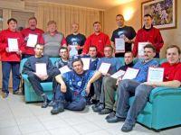 Вручение Сертификатов СТЕНСАРТ сервисным службам по РФ и странам СНГ.